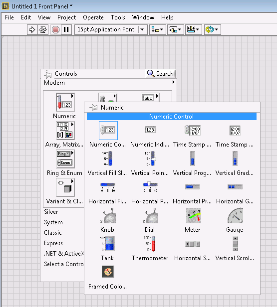 Using Api In Labview